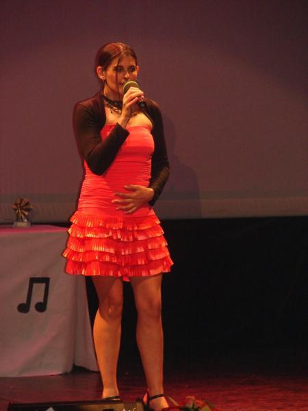 Chanteuse catégorie  31-50ans
